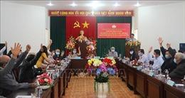 Hội nghị hiệp thương lần thứ nhất bầu cử đại biểu Hội đồng nhân dân tỉnh Phú Yên khóa VIII