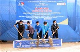 'Trường đẹp cho em' góp phần nâng cao chất lượng giáo dục ở vùng cao
