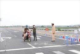 Tái thiết lập cách ly xã hội tại 10 xã, phường ở thị xã Kinh Môn