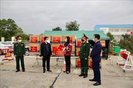 Hà Nội hỗ trợ Hải Dương 2 tỷ đồng và 50.000 khẩu trang y tế