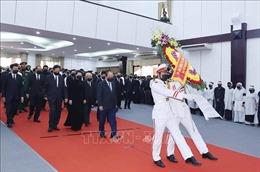 Lễ viếng đồng chí Trương Vĩnh Trọng tại Bến Tre