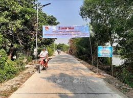 Thanh niên xung kích xây dựng 23km 'Đoạn đường kiểu mẫu'