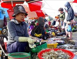 Nhiều mặt hàng thủy, hải sản tăng giá sau Tết