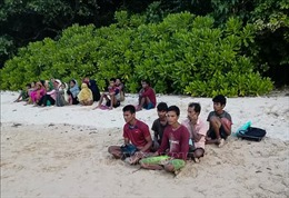 Malaysia vẫn trục xuất trên 1.000 người Myanmar