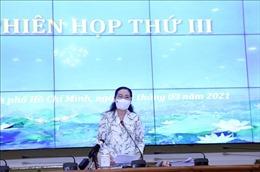 Công tác chuẩn bị bầu cử tại TP Hồ Chí Minh đảm bảo tiến độ, nội dung công việc