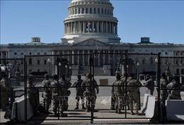 Lầu Năm Góc gia hạn hoạt động của lực lượng bảo vệ Đồi Capitol