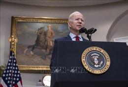 Tổng thống Mỹ Joe Biden nhận được tín nhiệm cao trong cuộc thăm dò mới