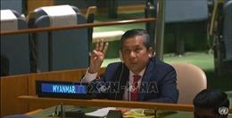 LHQ giữ nguyên tư cách của Đại sứ Myanmar