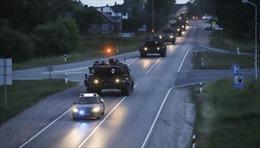 NATO khởi động tập trận Furious Wolf