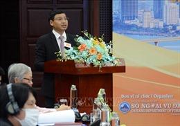 Đà Nẵng tập trung bốn định hướng phát triển ngoại giao kinh tế