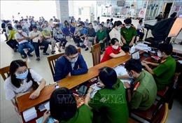 TP Hồ Chí Minh đẩy nhanh tiến độ cấp căn cước công dân gắn chíp điện tử