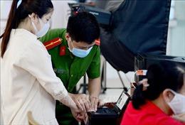 TP Hồ Chí Minh tạm dừng tiếp nhận hồ sơ cấp căn cước công dân tại tại trụ sở một đơn vị