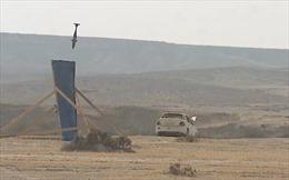 Israel hoàn tất thử nghiệm đạn pháo thông minh dẫn đường bằng laser