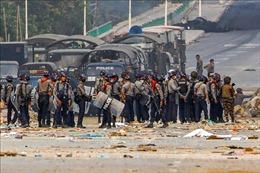 Myanmar mở rộng khu vực áp dụng thiết quân luật