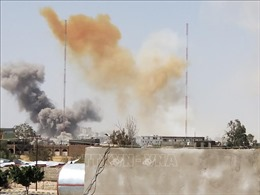 Liên minh do Saudi Arabia dẫn đầu tại Yemen ngăn chặn vụ tấn công của Houthi