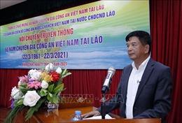 Tô thắm tình đoàn kết đặc biệt Việt - Lào