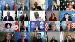 Liên hợp quốc quan ngại về tình hình thiếu tiến triển tại Ủy ban Hiến pháp Syria