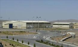 Iran thông báo về tình hình sản xuất urani