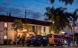 Ít nhất 2 người thiệt mạng trong vụ xả súng tại bang California, Mỹ