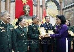 Gặp mặt Đoàn đại biểu Hội truyền thống Trường Sơn - Đường Hồ Chí Minh tỉnh Nam Định