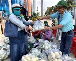 Sẻ chia khó khăn với nông dân Hải Dương