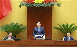 Thông cáo báo chí số 07, Kỳ họp thứ 11, Quốc hội khóa XIV