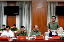 Tháo gỡ khó khăn, đảm bảo an toàn di dời Trại tạm giam Chí Hòa về Trại tạm giam T30