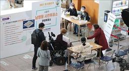 Hàn Quốc: Đảng cầm quyền thất bại trong các cuộc bầu cử địa phương bổ sung