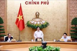 Thủ tướng Phạm Minh Chính chủ trì họp triển khai nhiệm vụ của Chính phủ