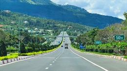 Lập lại trật tự hành lang an toàn giao thông cao tốc Liên Khương-Prenn