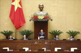 Miễn nhiệm Phó Chủ tịch và một số Ủy viên Hội đồng bầu cử quốc gia