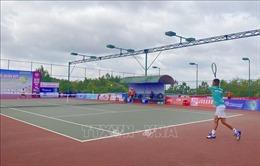 Khai mạc Giải Quần vợt vô địch đồng đội quốc gia - Đắk Nông năm 2021