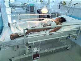 Cứu sống bệnh nhân 13 tuổi bị đâm xuyên phổi
