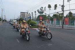 Kiên Giang đảm bảo an toàn giao thông phục vụ công tác bầu cử