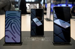 Samsung duy trì vị trí dẫn đầu thị trường smartphone toàn cầu