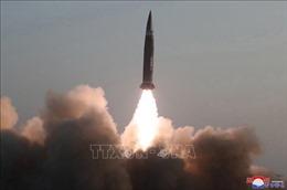 Triều Tiên tiếp tục tiến hành các hoạt động tại cơ sở thử SLBM ở Nampo