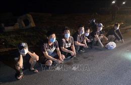 Kiên Giang phát hiện 13 đối tượng người Trung Quốc xuất cảnh trái phép qua Campuchia
