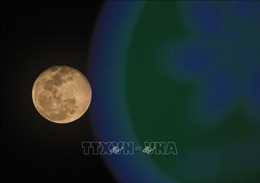 'Siêu trăng Máu' - bữa tiệc thiên văn kỳ thú 'một lần trong một thập kỷ'