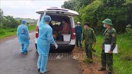 Bộ đội biên phòng Đắk Nông bắt giữ 2 đối tượng vượt biên trái phép