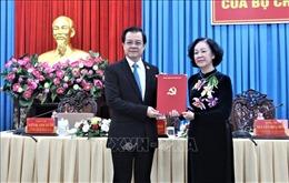 Đồng chí Lê Hồng Quang giữ chức vụ Bí thư Tỉnh ủy An Giang