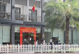 Hà Nội: Phong tỏa một tòa nhà do phát hiện 1 ca dương tính với SARS-CoV-2 là chuyên gia Ấn Độ