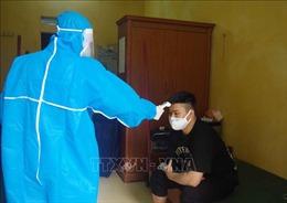Hỗ trợ Hưng Yên phun khử khuẩn; nhiều F1, F2 của ca bệnh ở Hà Nam đã âm tính