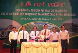 Long An thúc đẩy hợp tác với thành viên TPO