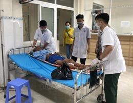 Khánh Hòa: Đưa một ngư dân bị đột quỵ vào bờ an toàn