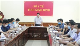 Ninh Bình: Nêu cao trách nhiệm người đứng đầu trong công tác phòng, chống dịch