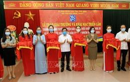 Thái Bình: Trao giải và khai mạc triển lãm tranh cổ động tuyên truyền bầu cử