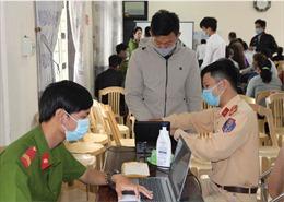 Thừa Thiên – Huế tạm dừng cấp căn cước công dân gắn chíp điện tử để phòng chống dịch COVID-19