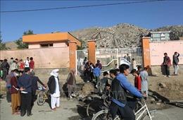 Thương vong trong loạt vụ nổ ở Afghanistan lên tới 233 người