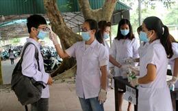 Học sinh Yên Bái trở lại trường học sau thời gian tạm dừng đến trường
