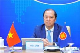 Tạo xung lực thúc đẩy hơn nữa hợp tác ASEAN - Trung Quốc